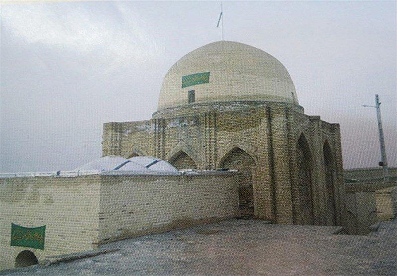 بقعه امامزاده عقیل شهر حسن آباد یاسوکند شهرستان بیجار (گروس) در یک نگاه
