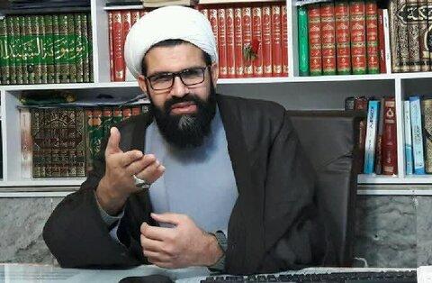 مدیر مدرسه علمیه امام صادق(ع) بیجار: فرهنگ غدیر؛ محور امنیّت جهان است