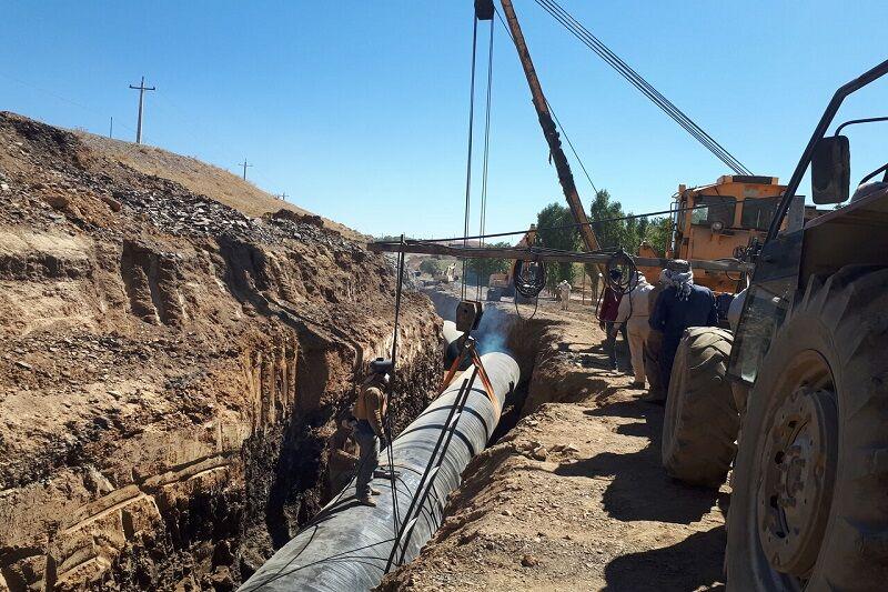 عملیات آبرسانی به ۶ شهر کردستان در حال اجرا است